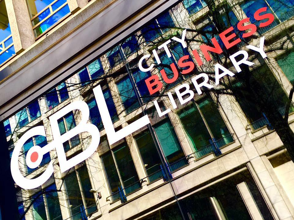 City of London Business Libary