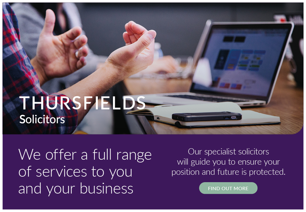 Thursfields Footer Advert 980 x 472px
