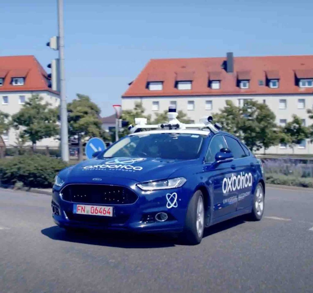 Brit Autonomous Vehicle Software Company Masters Driving On Right Hand Side Of Road In Germany Nk Media