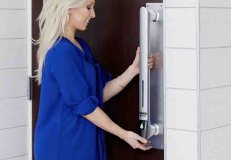 PullClean door handle