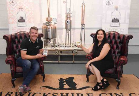 Warwickshire-Gin-Company press