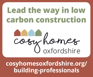 Low Carbon Hub cosy homes footer