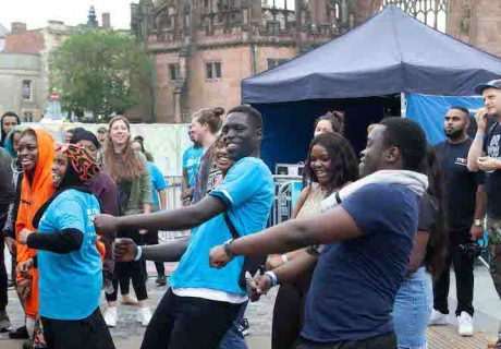 Coventry City of Culture apprenticeships