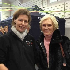 Mrs Bun the Baker with Mary Berry