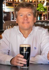 Oakman Inns' CEO, Dermot King