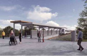 Solihul HS2 People Mover