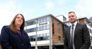 Telegraph Hotel – two people