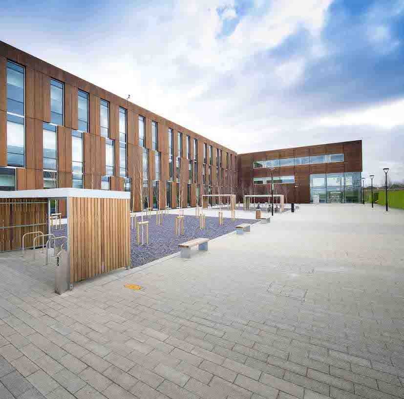 The Gateway Building, Thames Valley Science Park
