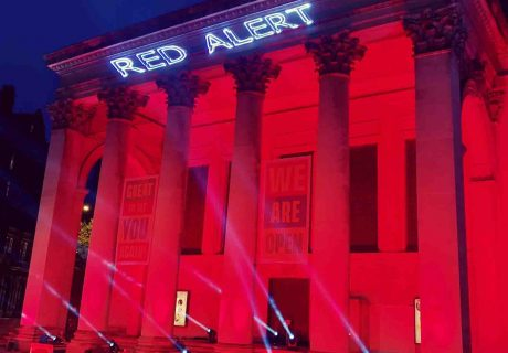 WeMakeEvents image Manchester Central Library – Dbn Audile (LX) & Just Beam It (Lasers)