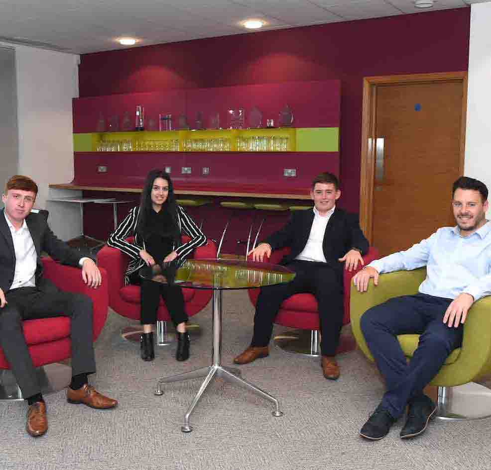 Deeley Group Trainees and interns