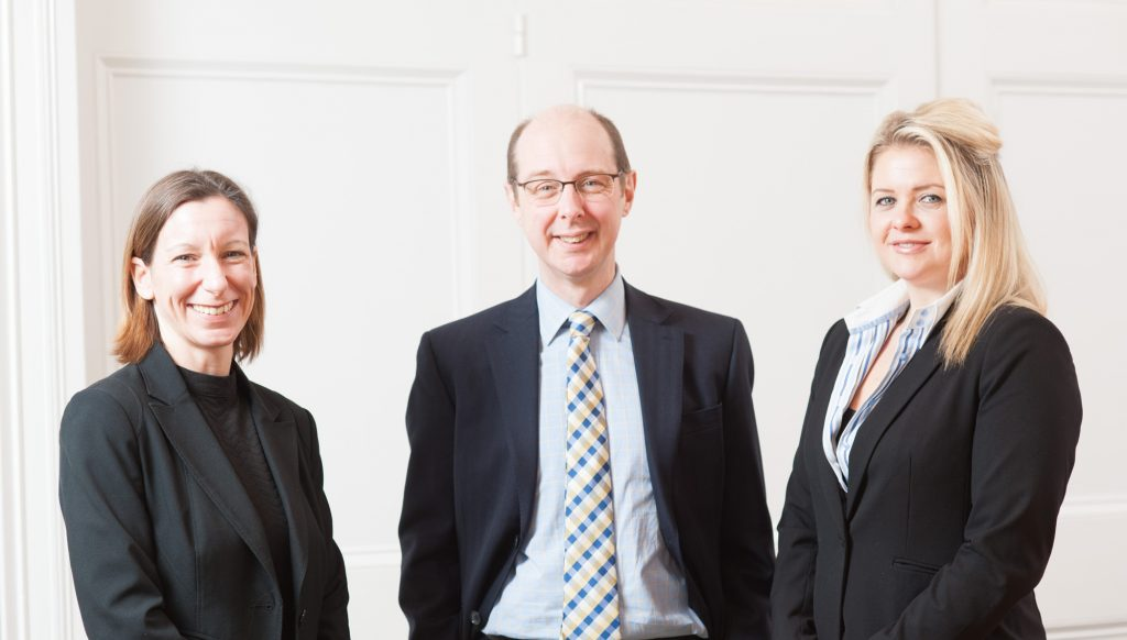 Willans L-R-Helen-Howes,-Matthew-Clayton-and-Jenny-Hawrot-of-Willans-LLP