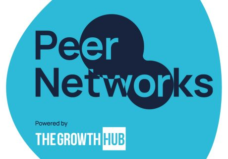 Peer Networks – The Growth Hub Logo