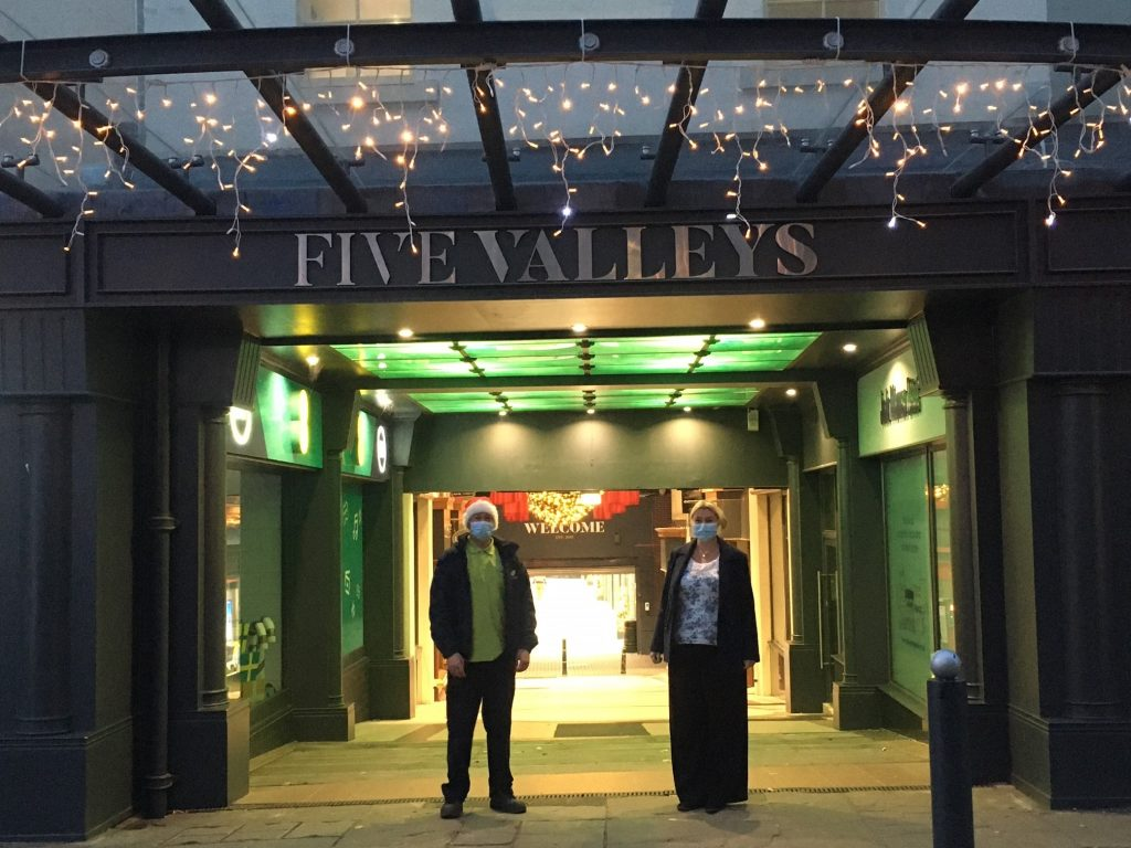 Five Valleys Shopping Stroud