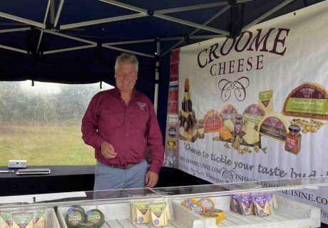 Make It Worcs Croome Cheese