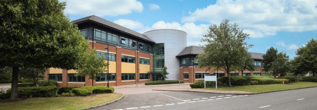Oxford Business Park Spires House
