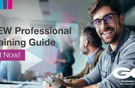 Glos College Professional Training Guide