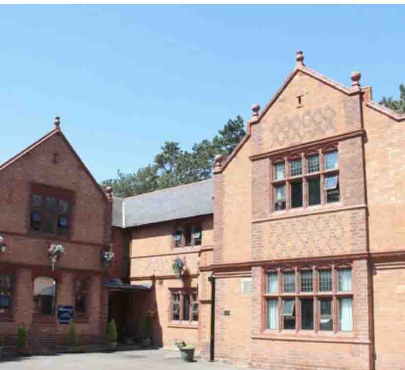 St Johns Care Home, Droitwich