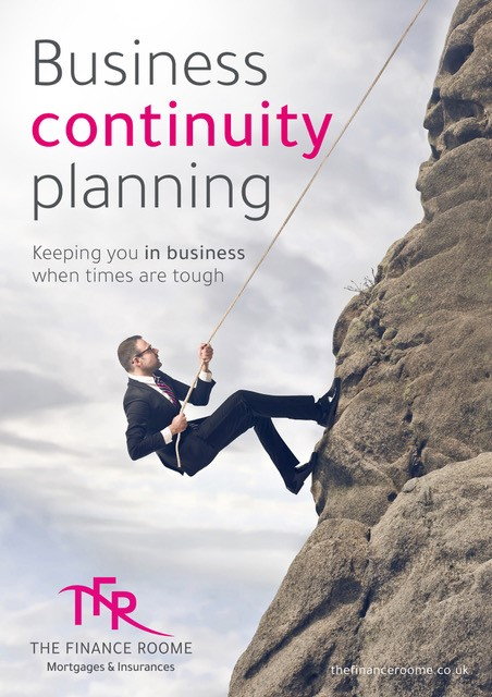 Front cover business continuity