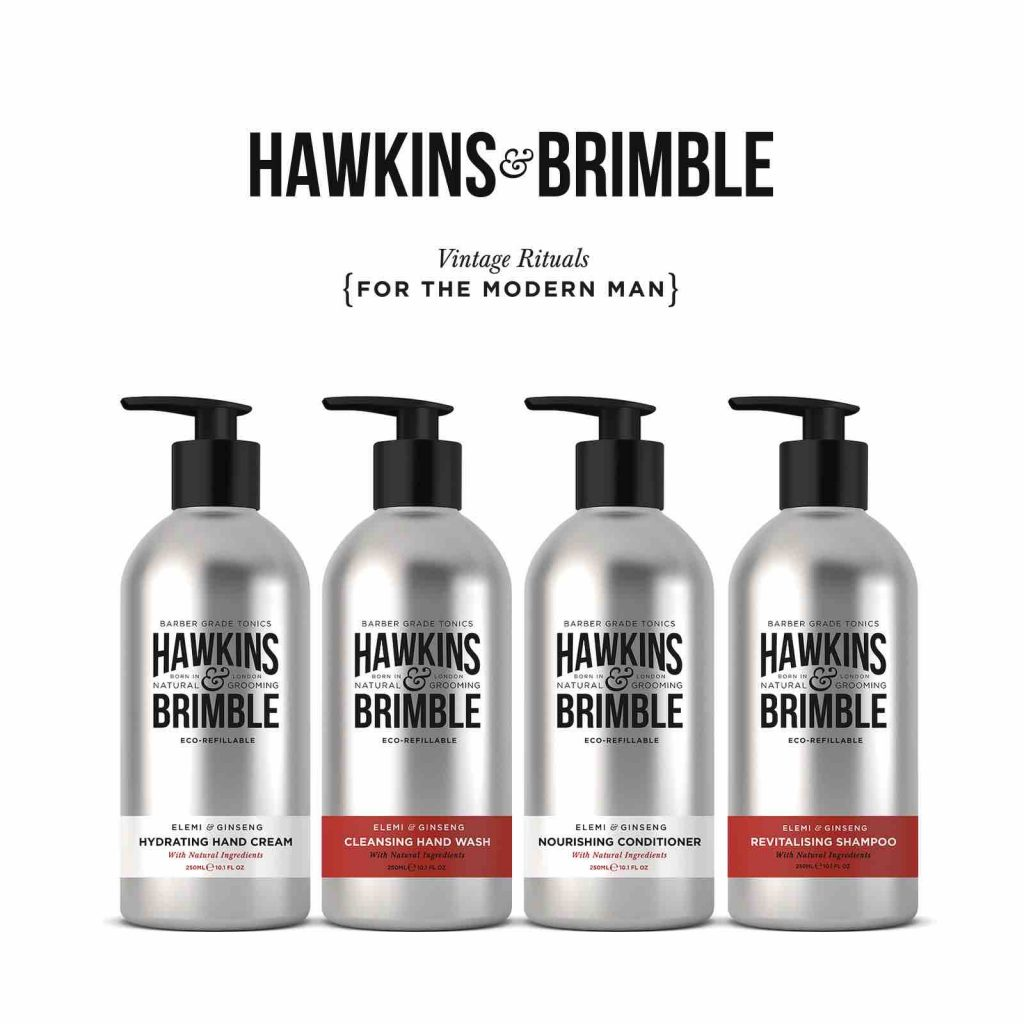 Hawkins & Brimble new product range