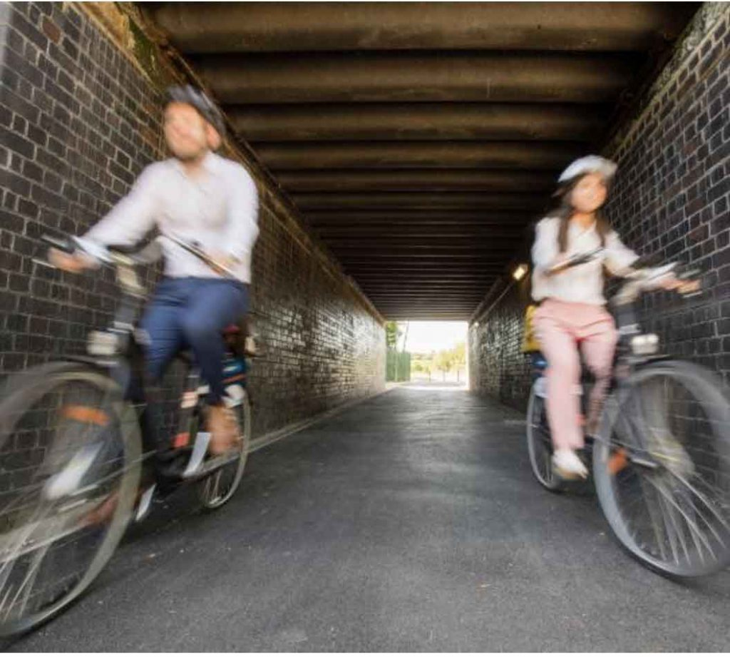 Oxford Science Valey Cycle Network