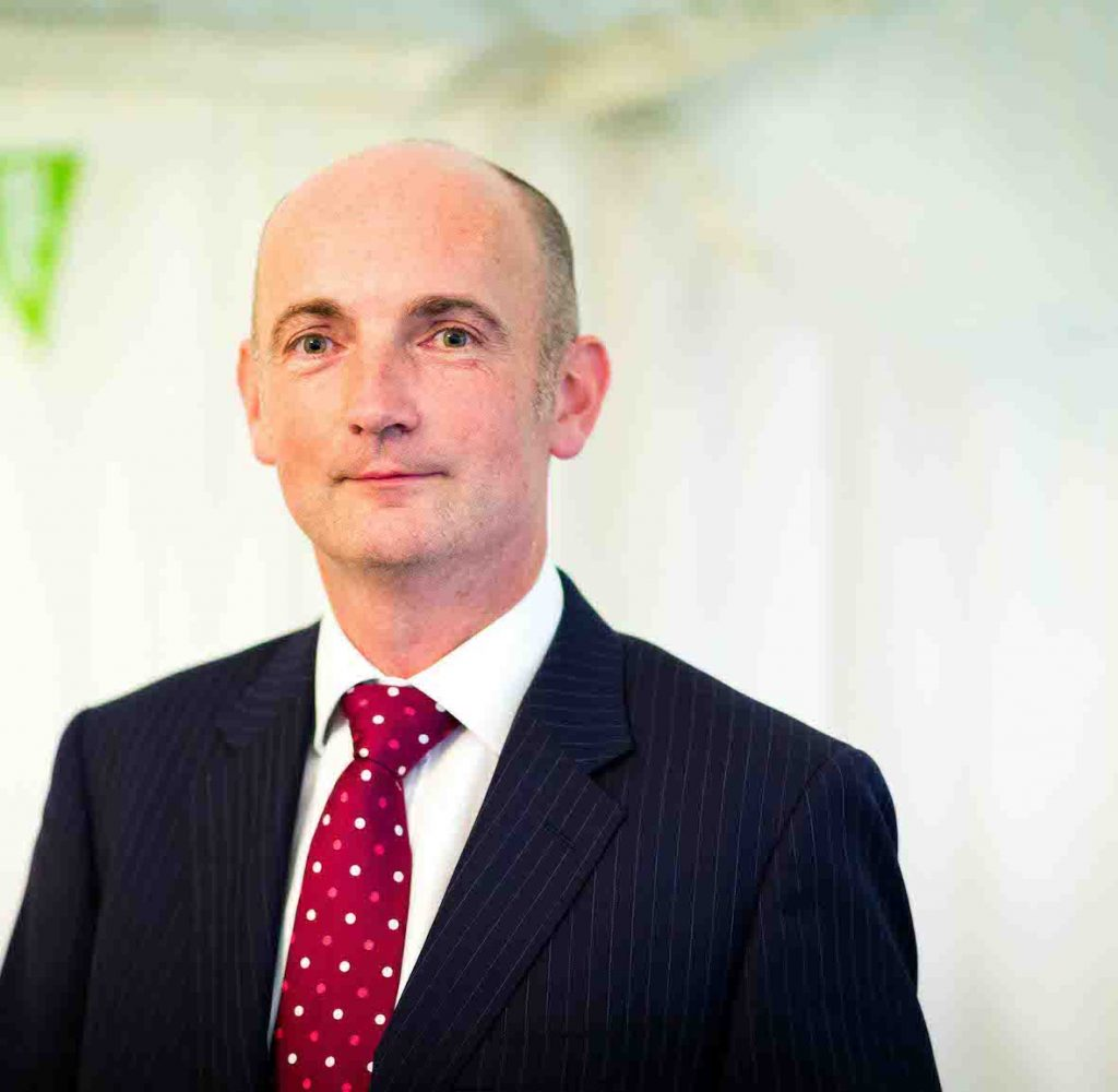Taylor Wimpey Bristim Keith Simmons, Managing Director