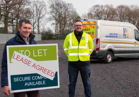 Upton Business Centre Highway Care