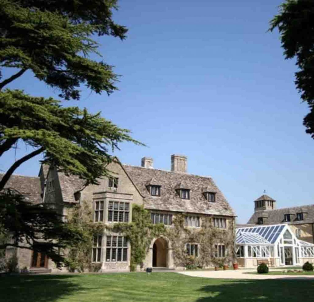 Colliers Stanton House, Wiltshire