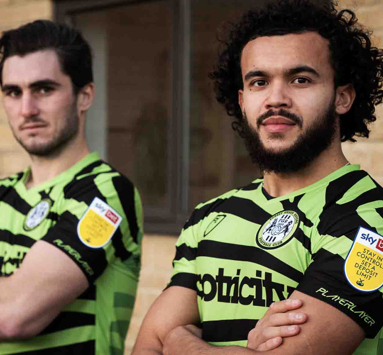 Forest Green Rovers coffee clothing
