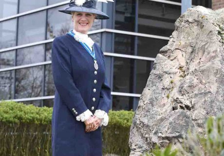 Louise Bennett OBE DL Declared High Sheriff of the West Midlands[2]