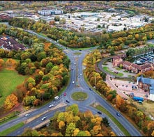 Oxford Roundabout