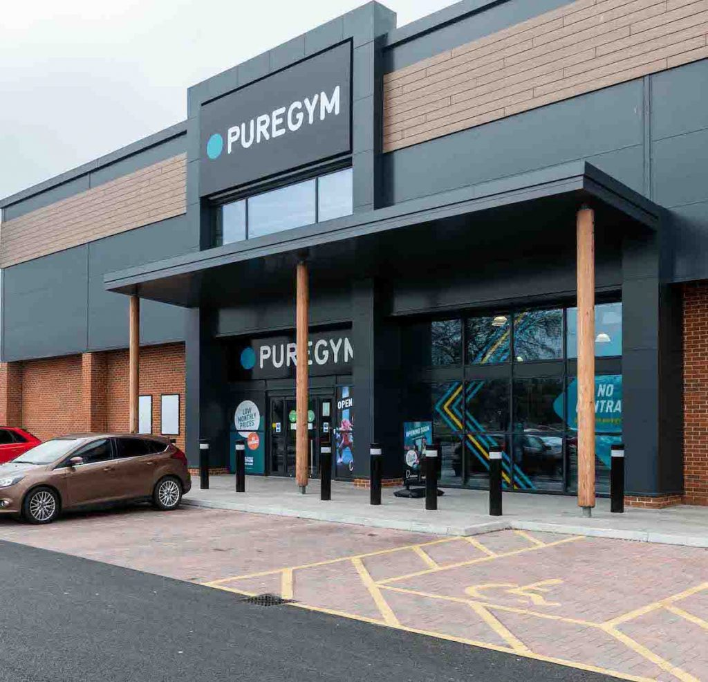 Pure Gym: Gloucester Quedgeley
