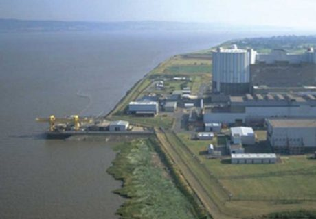 Severn Estuary fusion power plant