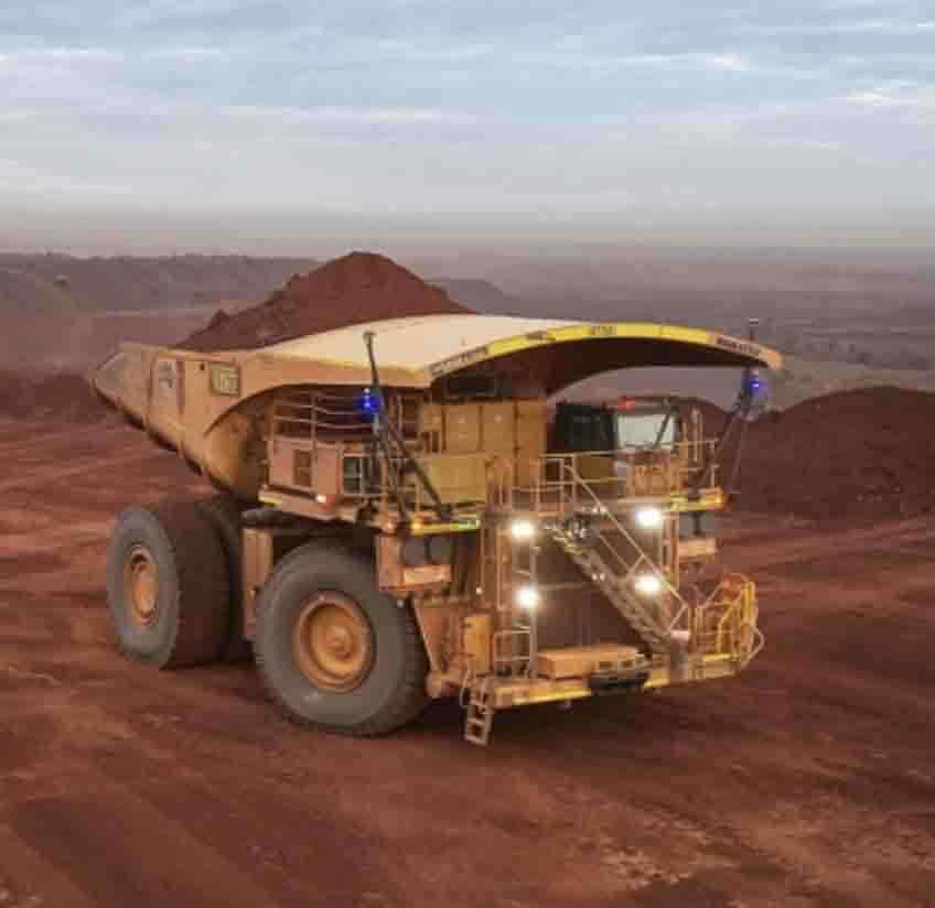 Williams Advanced Engineering Fortescue Truck