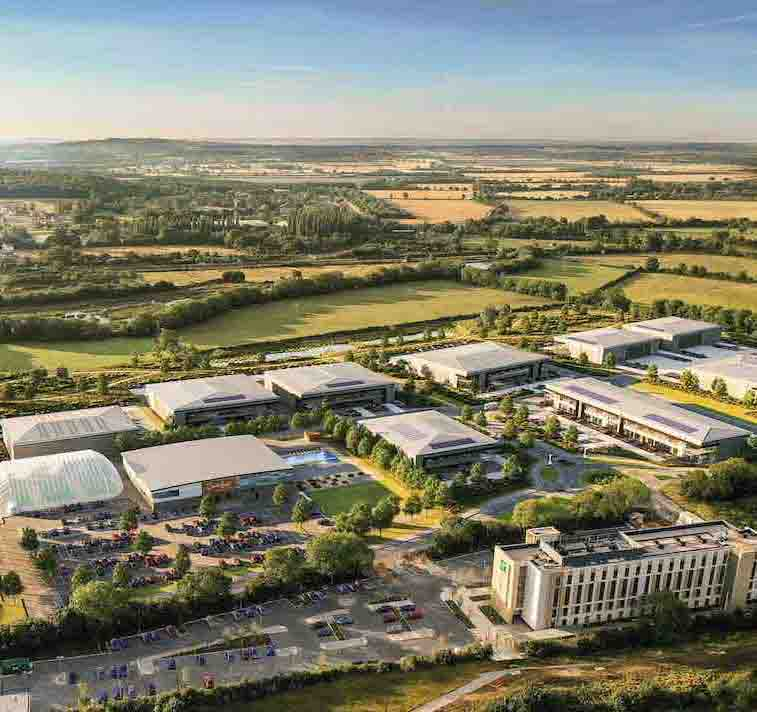 Catalyst Bicester aerial CGI with new David Lloyd in the foreground copy[1]