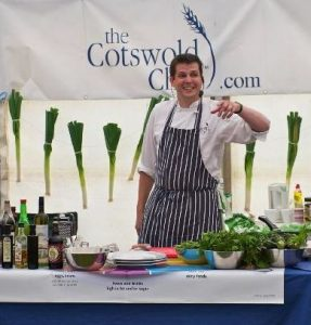 Cotswold show cooking