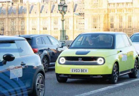 Electric Cars SMMT