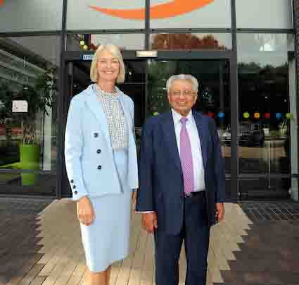 margot_james_mp_and_professor_lord_bhattacharyya_1st_september_2016