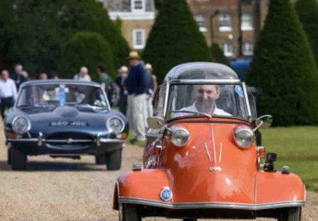 Historic and Classic Vehicles Alliance