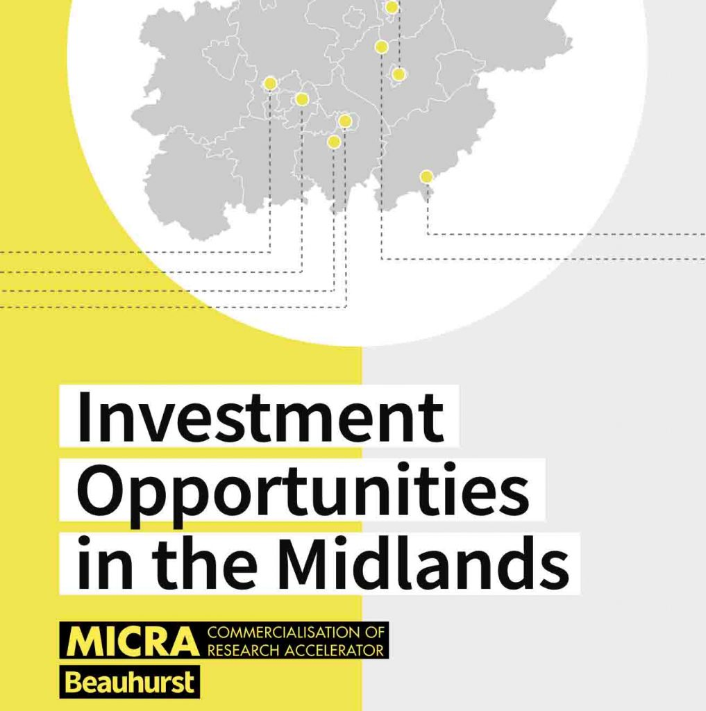 Investment opporunities in the midlands