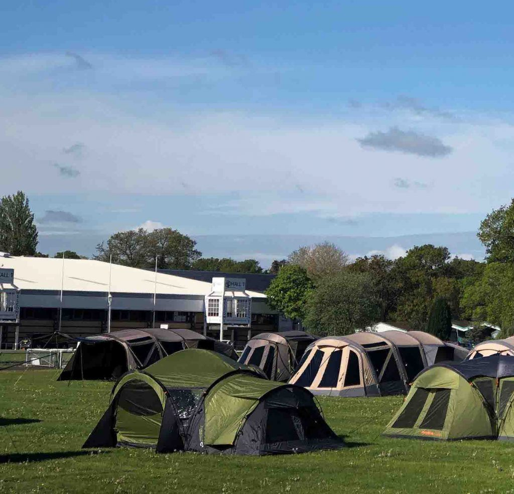 The National Camping Show build at NAEC Stoneleigh 18052021[2]