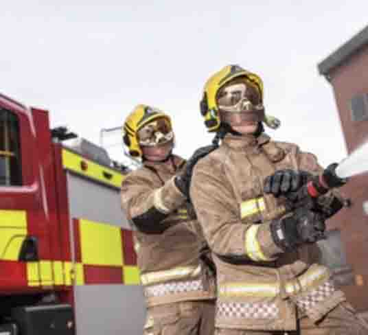 Gloucestershire Fire Engines