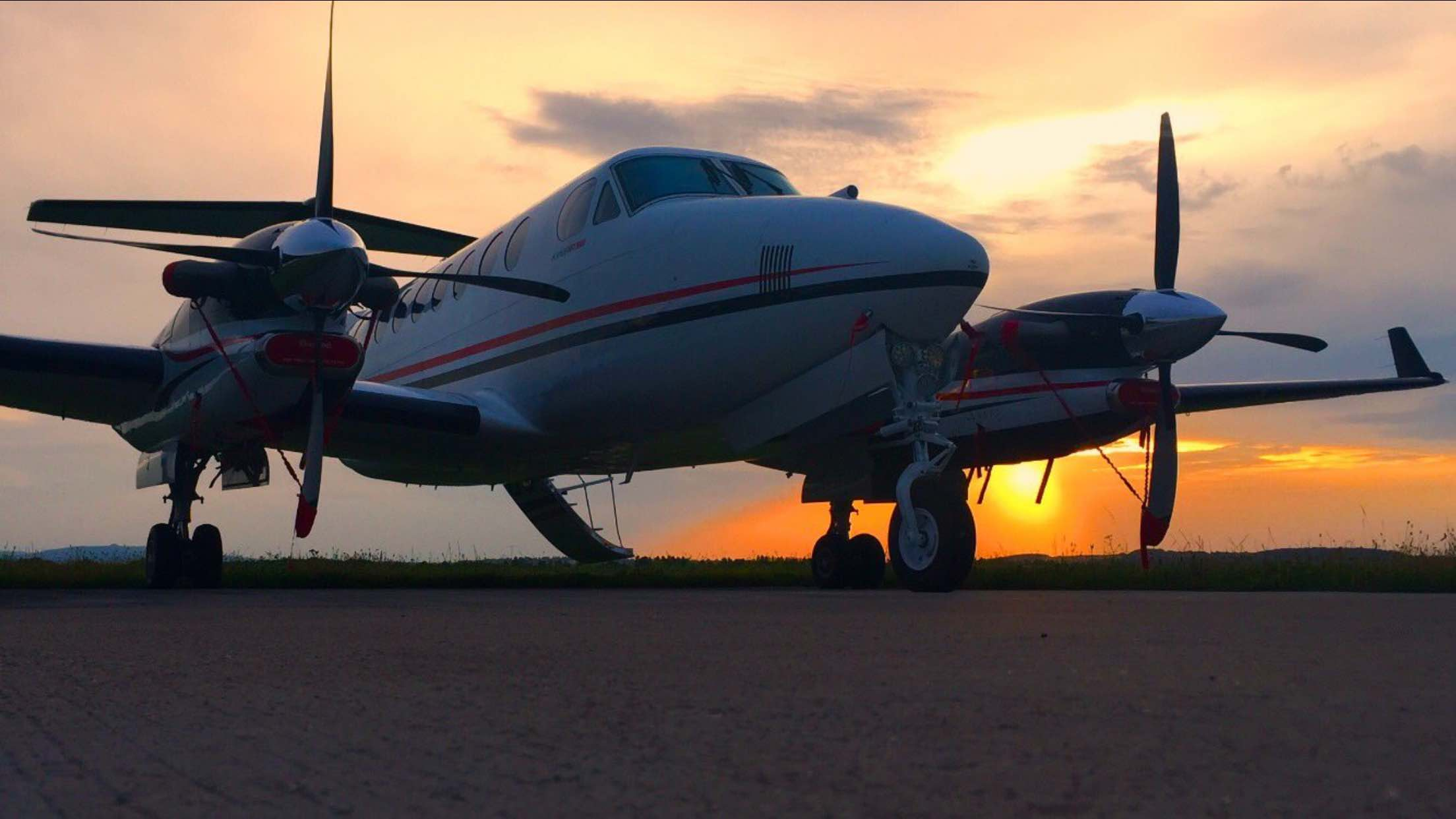 Little Jet Company King Air