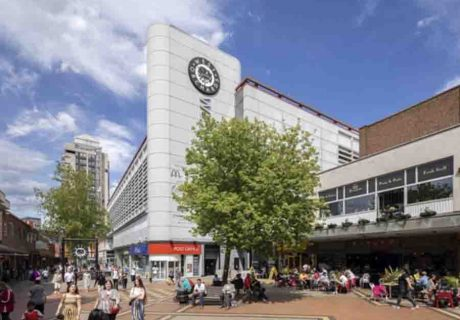 West Orchards Shopping Centre Coventry