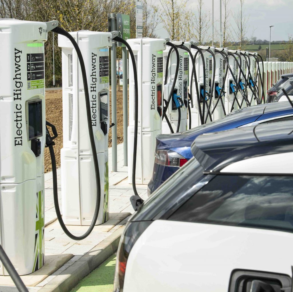 The UK – a world leader in transport technologies of the future?