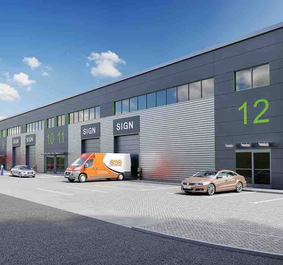 Holbrook Business Park Coventry