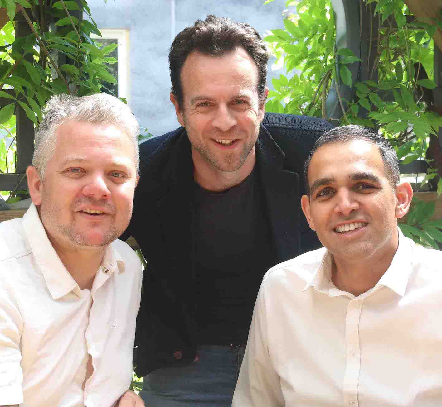 Mark Benewith, James Burton and Darren Taylor of Working Travel Group[1]