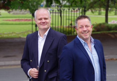 Simon Holmyard and Geoff Smith of Commwise Group_edit
