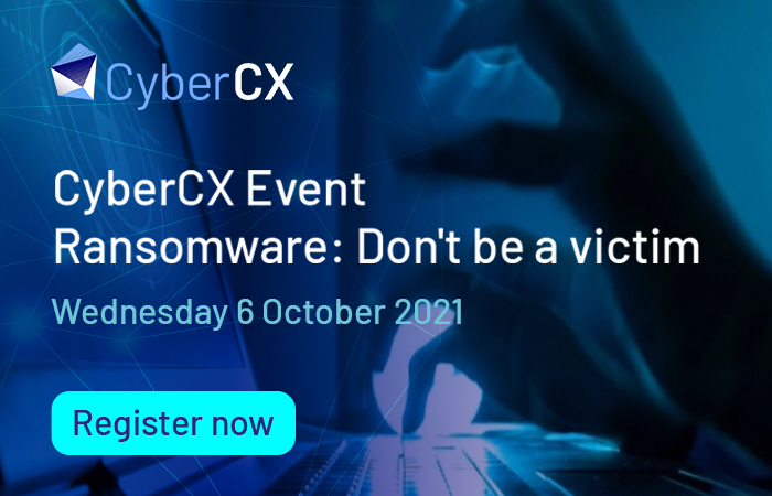 Newsletter feature image_Ransomware event