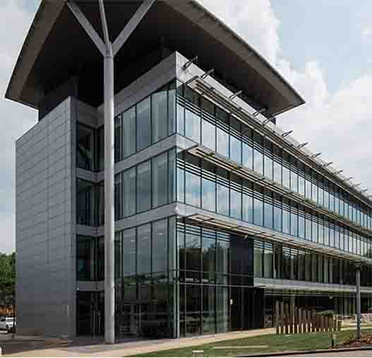 Sherard Building at Oxford Science Park