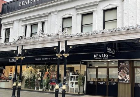Beales Department Store Poole
